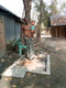 Under the 3nd project, establishing tube wells for supply of poisonous water to the distressed people of the union.